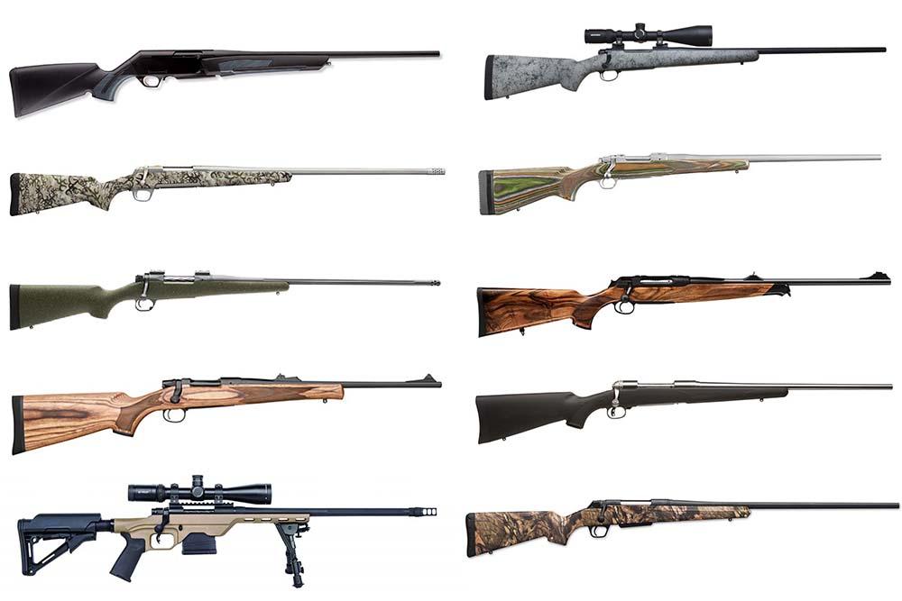 данный фото и характеристика гладкоствольных винтовок одна