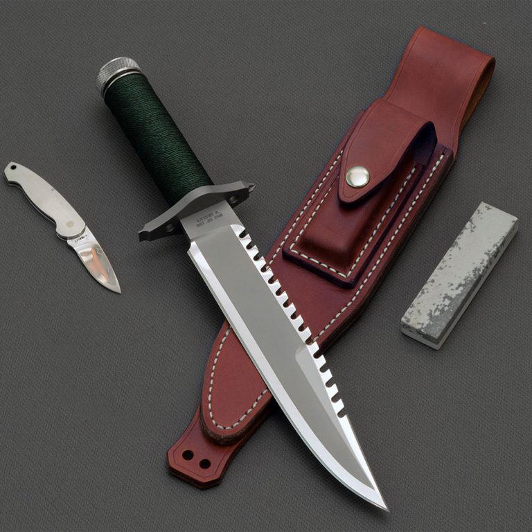 Какой нож можно носить с сабой габариты