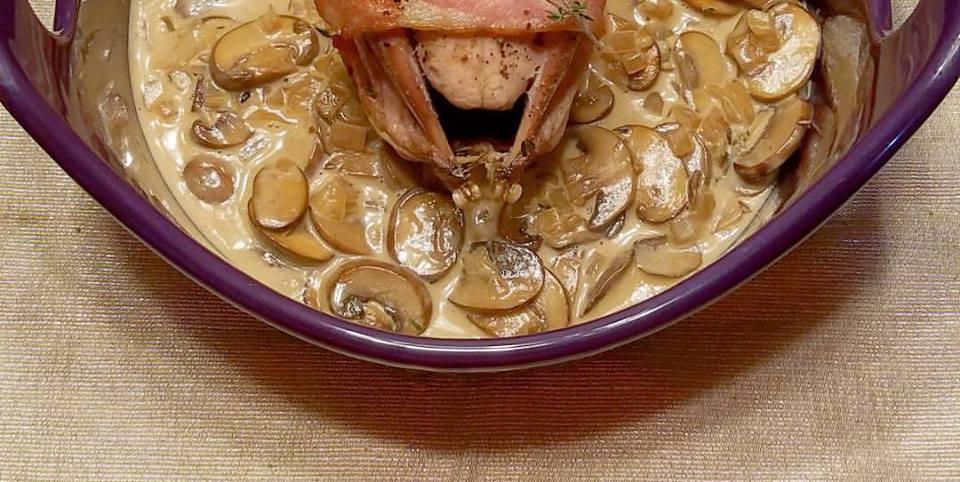Потица - рецепт пошаговый с фото