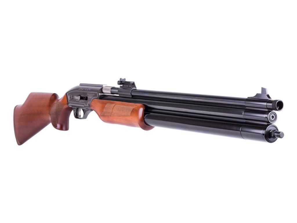 Как пристрелять пневматическую винтовку: советы