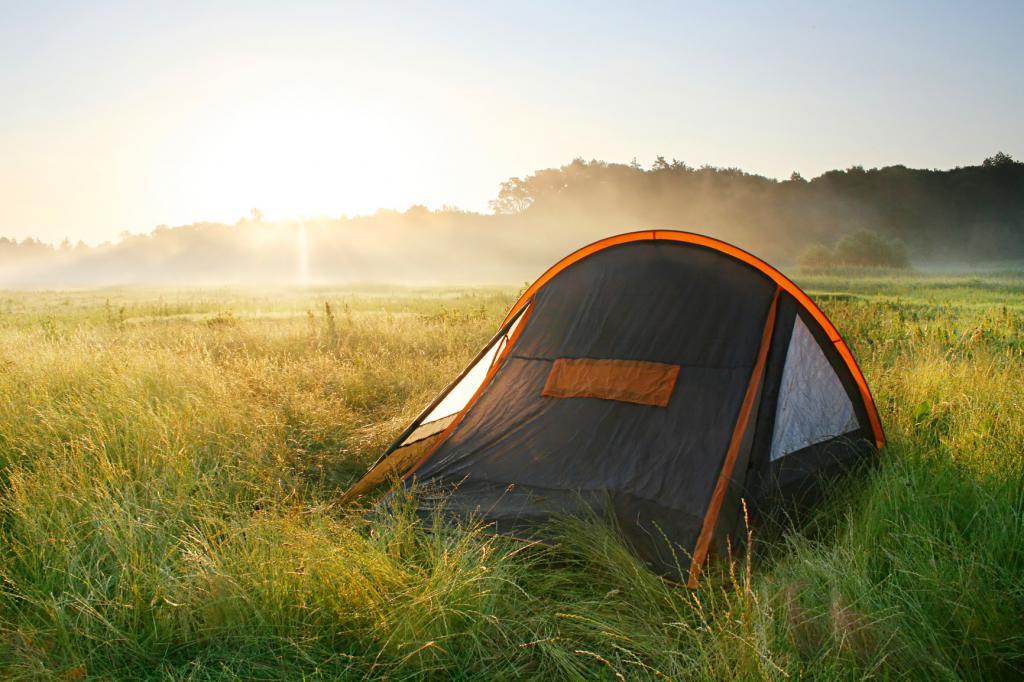 Картинки с палатками