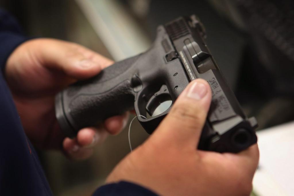 Травматическое оружие без лицензии ответственность