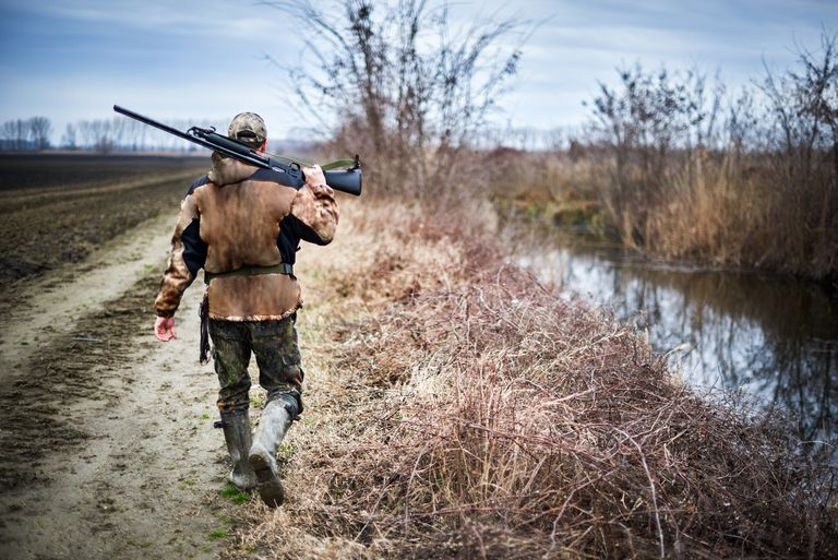 как продать личное охотничье ружье
