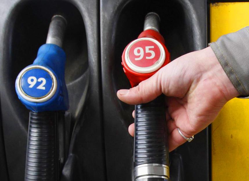 бензин 92 или 95