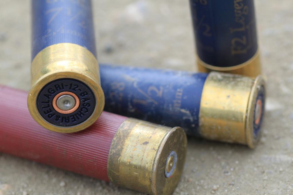 гильзы боеприпасы