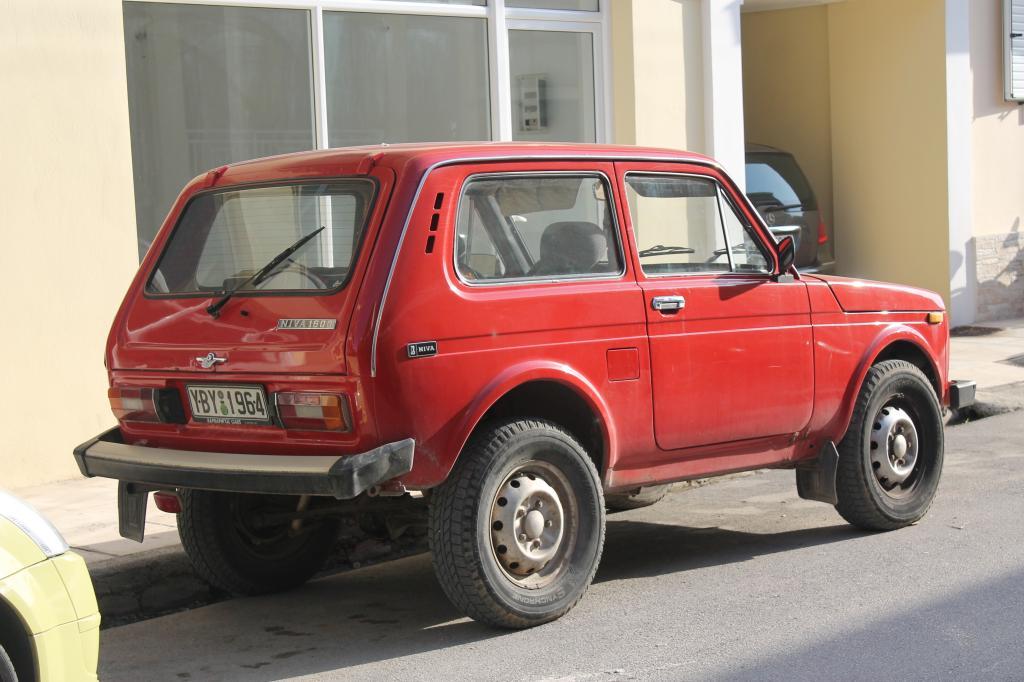 """Нива"" 1980-х"